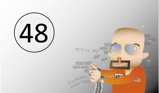 Vinkki 48: Verorikkomus voi tulla (melkein) pyytämättä ja yllättäen