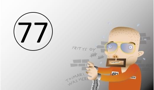 Vinkki 77: Tarkista taseesta oletko henkilökohtaisessa vastuussa?
